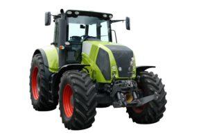Traktor Grün